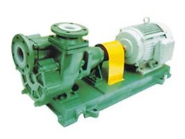 FZB型氟塑料化工自吸泵