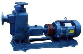 ZX自吸泵